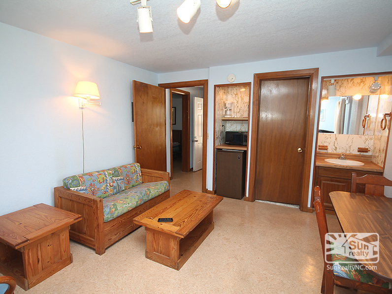 Ground-Level Living Area