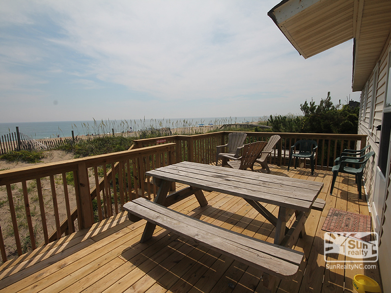Deck w/ Ocean Views