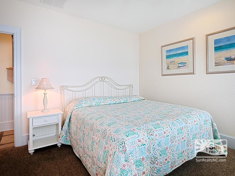 Ground-Level King Master Bedroom