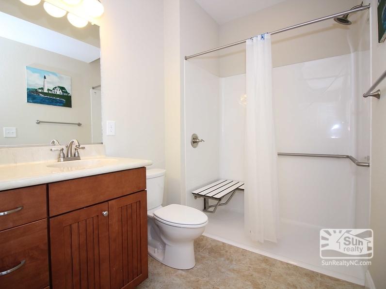 Handicap Master Bathroom
