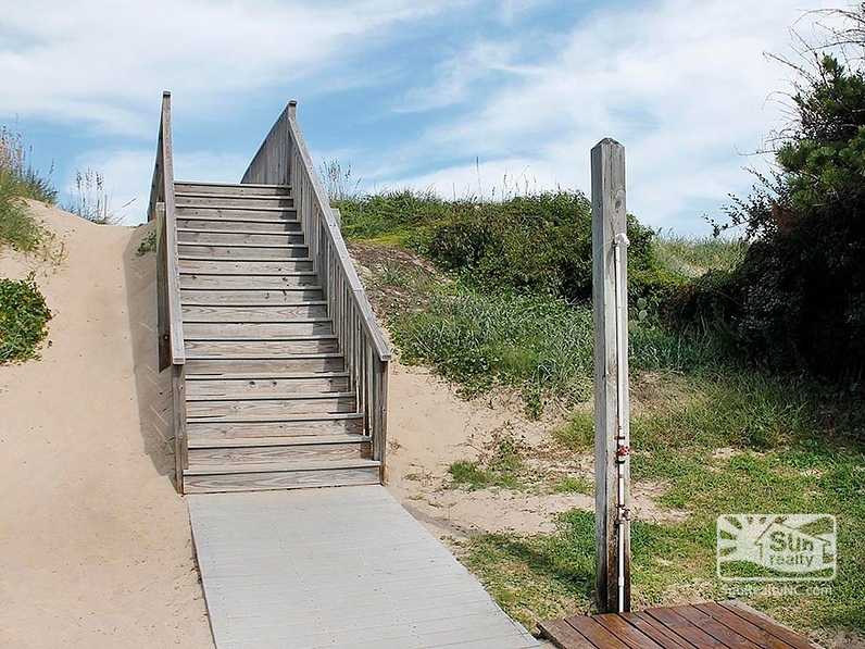 Community Beach Access