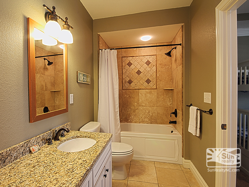 Top-Level Bathroom
