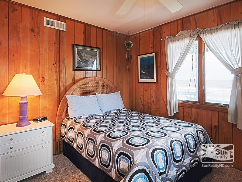 Full Bedroom w/ Ocean Views