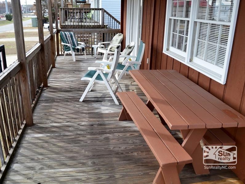 Deck Seating