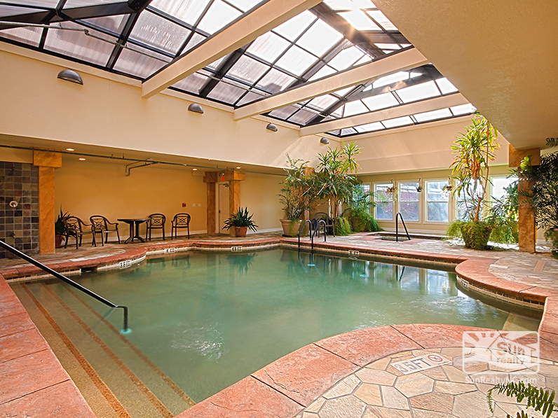 Indoor Community Pool