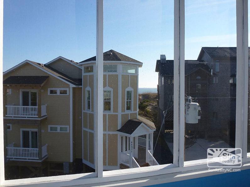 Ocean Views from Deck