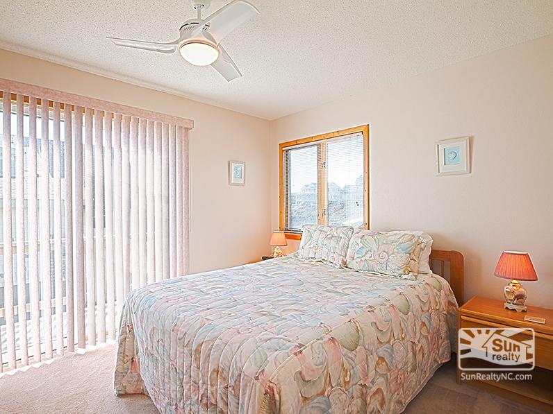 Main-Level Queen Master Bedroom