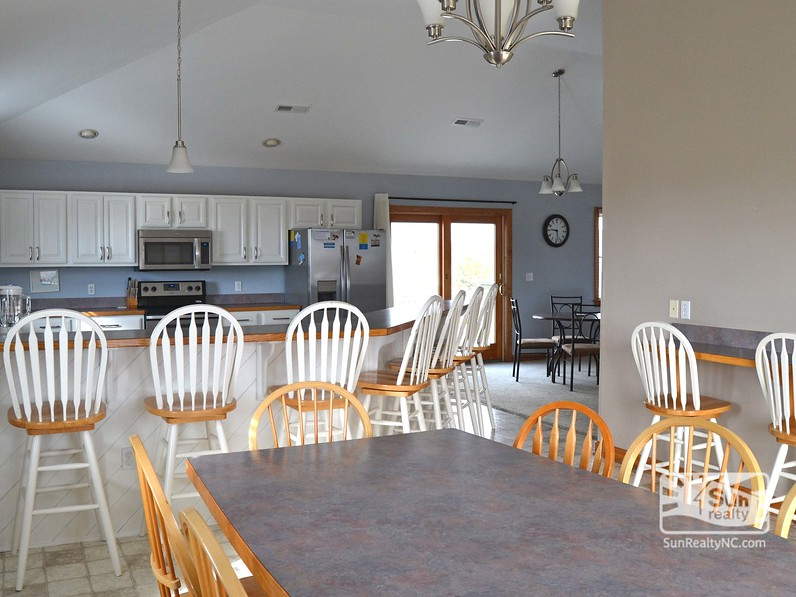 Top-Level Dining Areas