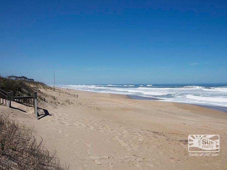 Nags Head Beach