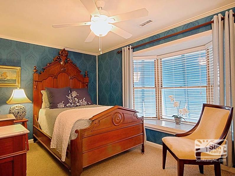 Second-Level Full Bedroom
