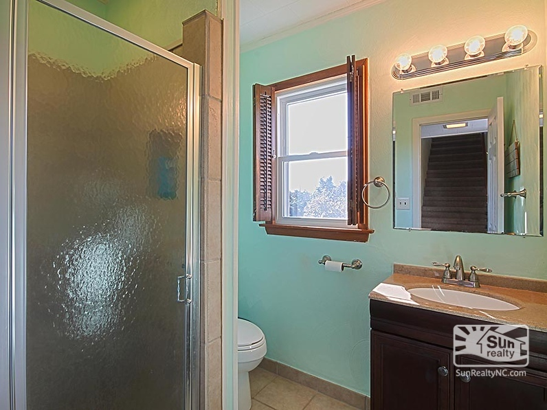 Ground-Level Hall Bathroom