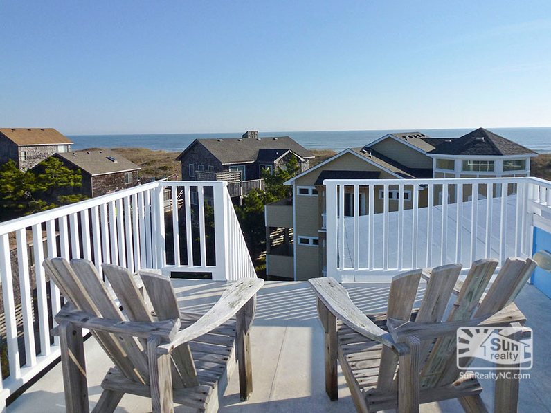 Crows Nest with Ocean Views