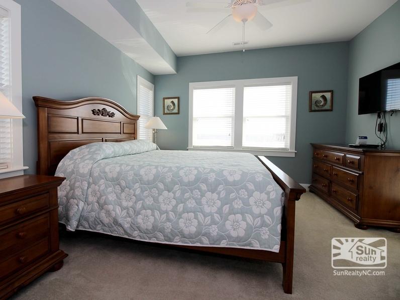 Ground-Level King Master Bedroom