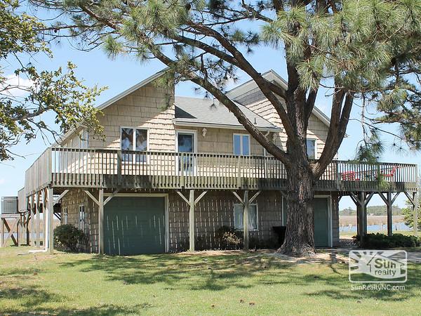 The Kitty Hawk House 283-A Exterior