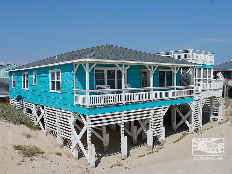My Blue Heaven 596 Oceanfront Exterior